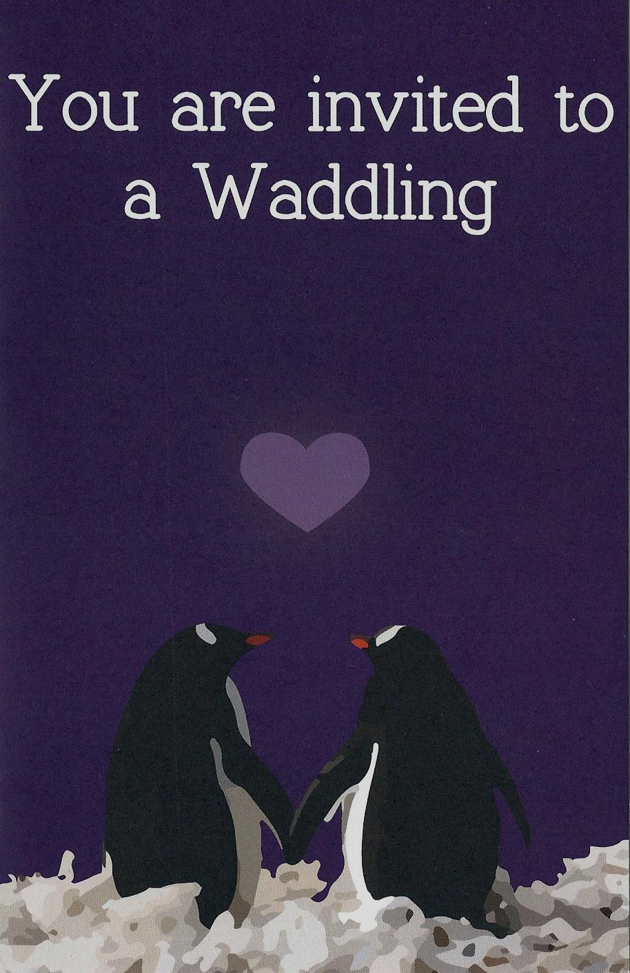 My wedding invitation design